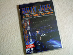 ビリー・ジョエル/Billy Joel - Live at Shea Stadium(DVD)