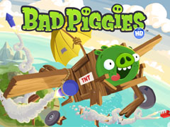 Bad Piggies (iPhone/iPad/Android)
